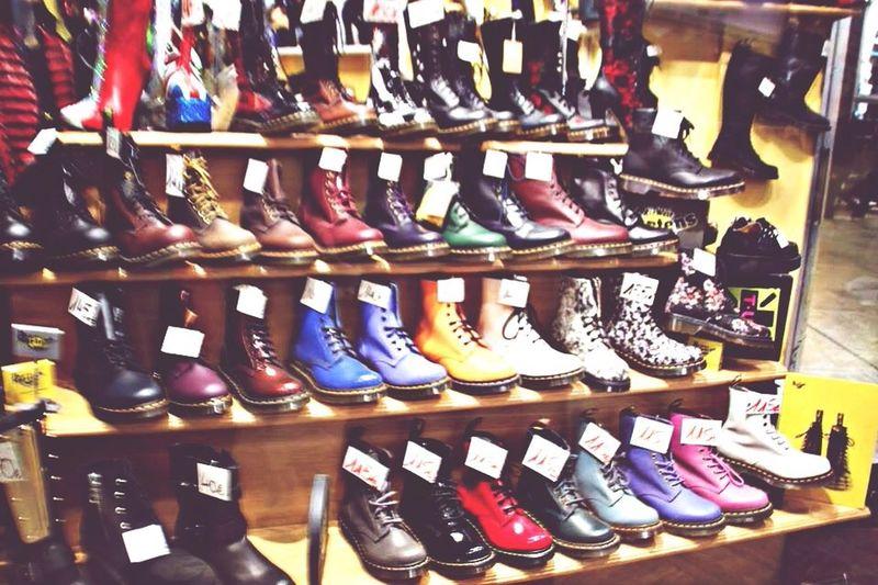 Shoes Doc Martens Belgium Photography