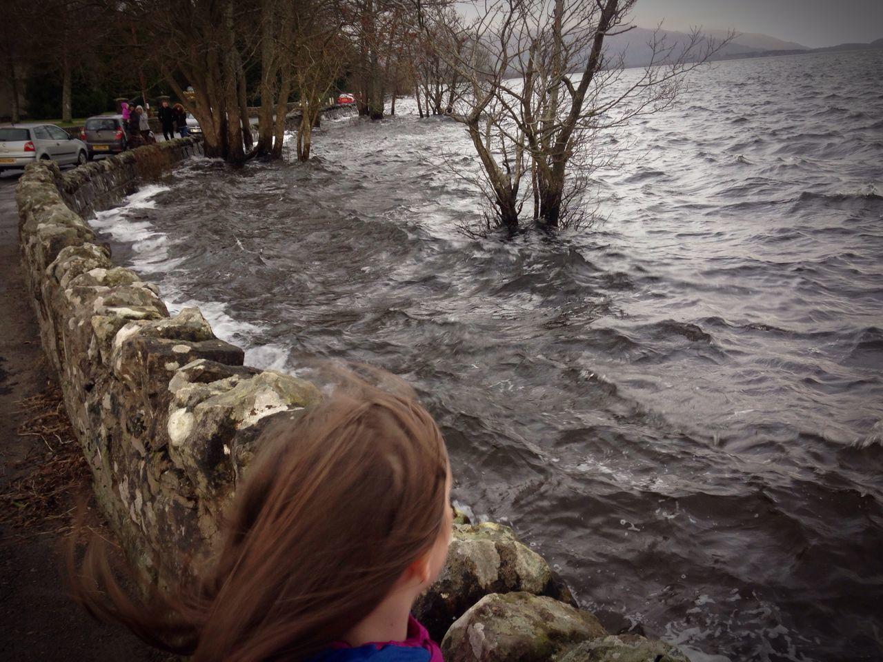 LochLomond Loch Lomond Water Tranquility Day Tranquil Scene Outdoors Solitude Looking Scenics
