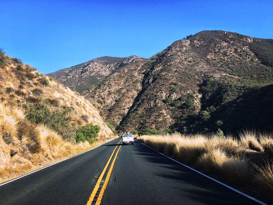 Ortega Highway California
