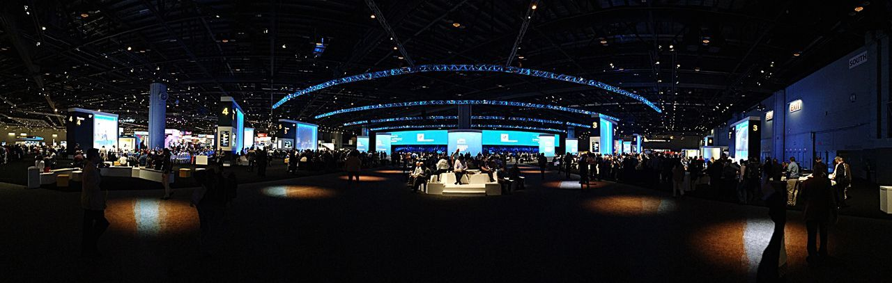 Privileged to be a foot soldier at Sapphirenow Keynote for Sap