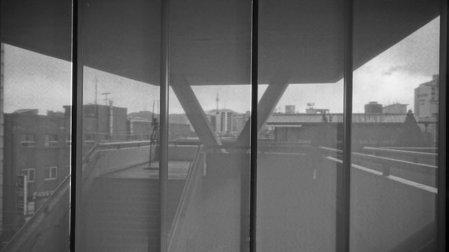 Monochrome Shadow Shadows Grey Blackandwhite Photography Window Seoul Urban Landscape Cityscapes Translucency Translucent Semitransparency Seoultower Perspective Ando Tadao JCC Art Center Architecture