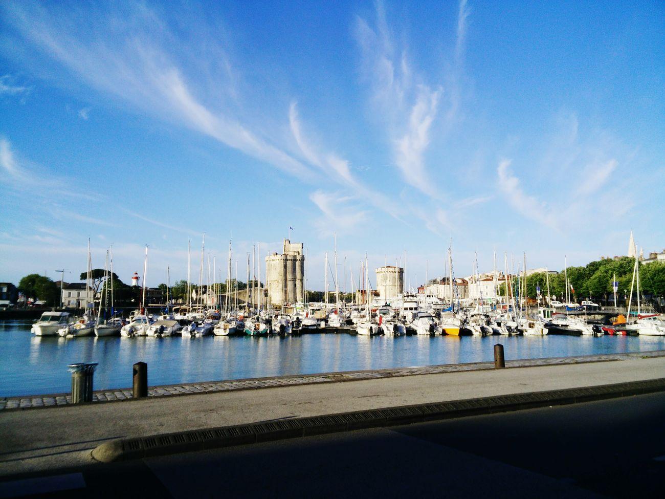 La Rochelle OnePlusOne📱 Photography Sun Vieux Port