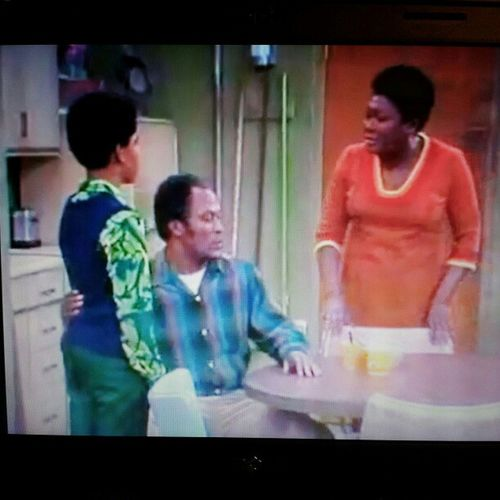 Watching Good Times...Classicshow 70sshow