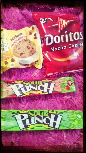 My Snacks After School *