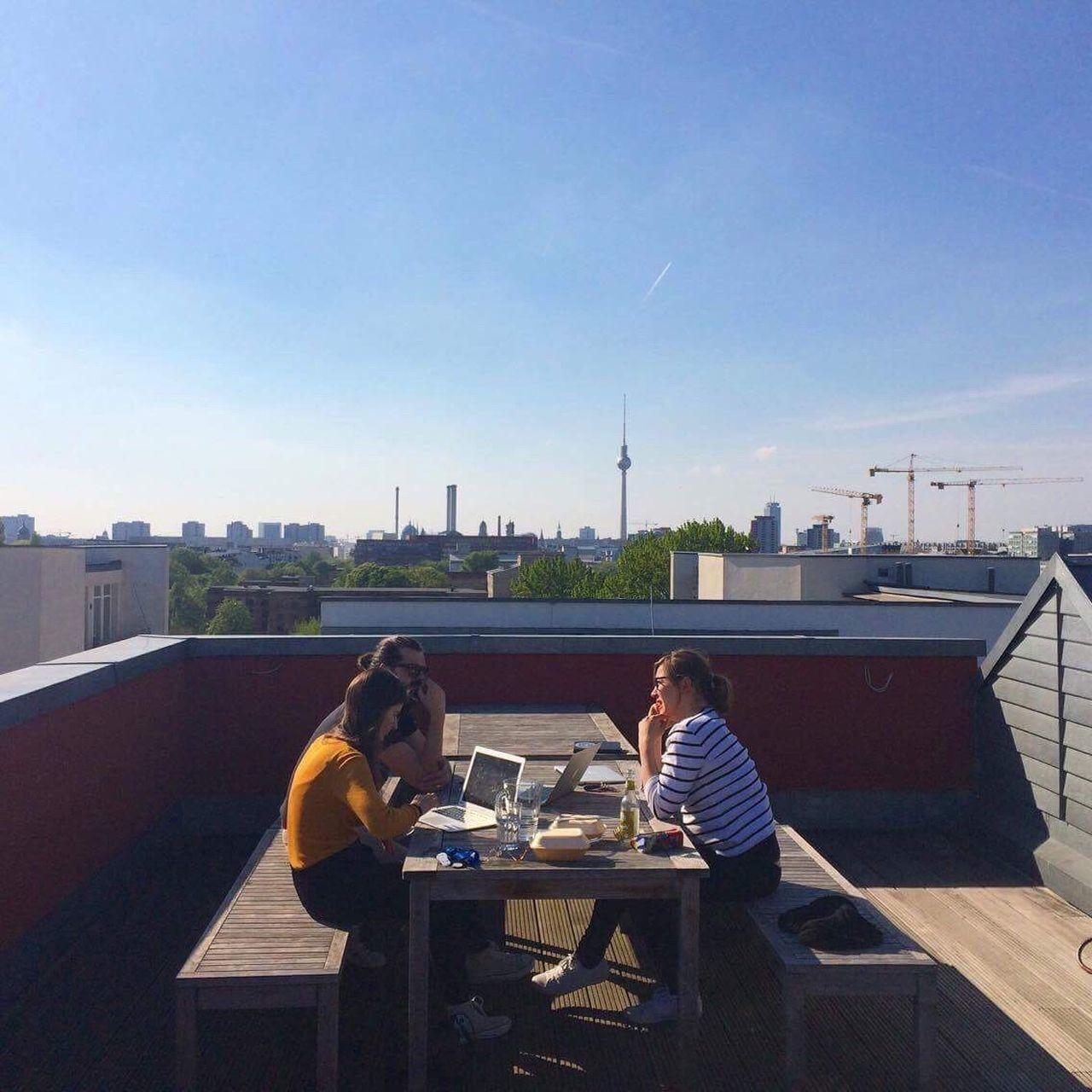 Berlin VCCP Officeview Rooftop