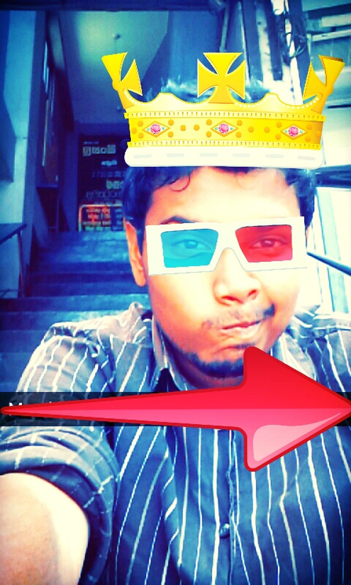 King 3D Arrow :P Pic4likes EDIT JUNKIE♥ Justme #justchillin #likeforme