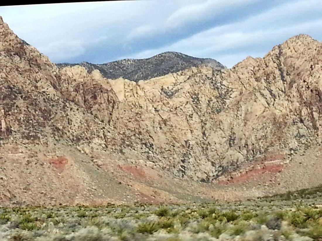 Desert Mountain Nevada Desert Nature The Great Outdoors2015