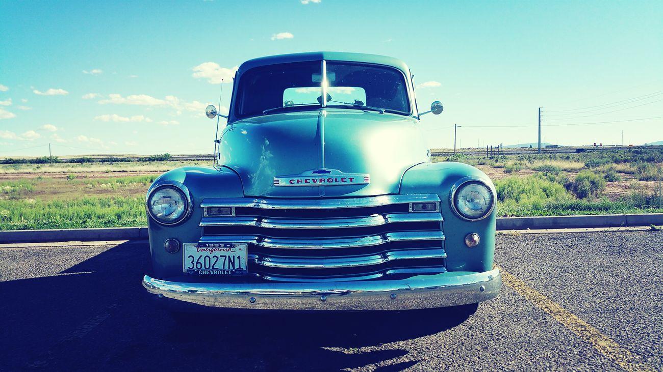 Cool Truck 53 Chevy Arizona