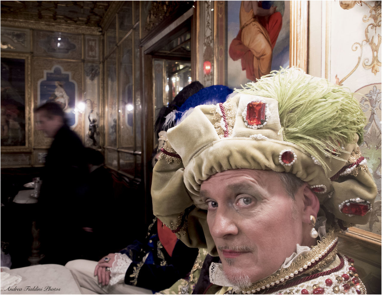 Carnevale Di Venezia Headwear Human Body Part Human Face Italy Looking At Camera Night One Person People Pepole Pepole Photography Period Costume Portrait Queen - Royal Person Tradiciones Veneto Italy Venezia Venezia #venice Venezia Carnival Venezia Carnival Mask Venezia Italy Venezia Venice