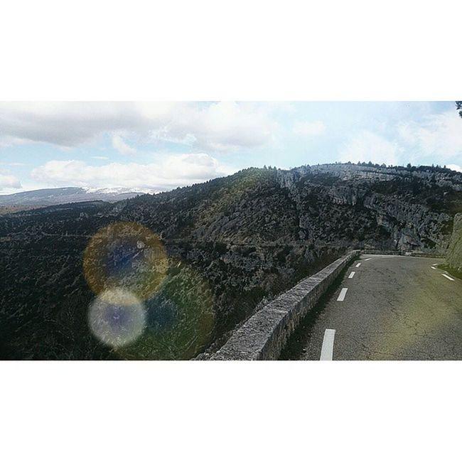 Les gorges de la Nesque @ladrometourisme Provence Route Stravaphoto