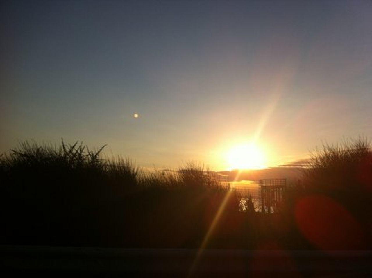 Sunrise Sunshine Sky Landscape_Collection Holiday Greece
