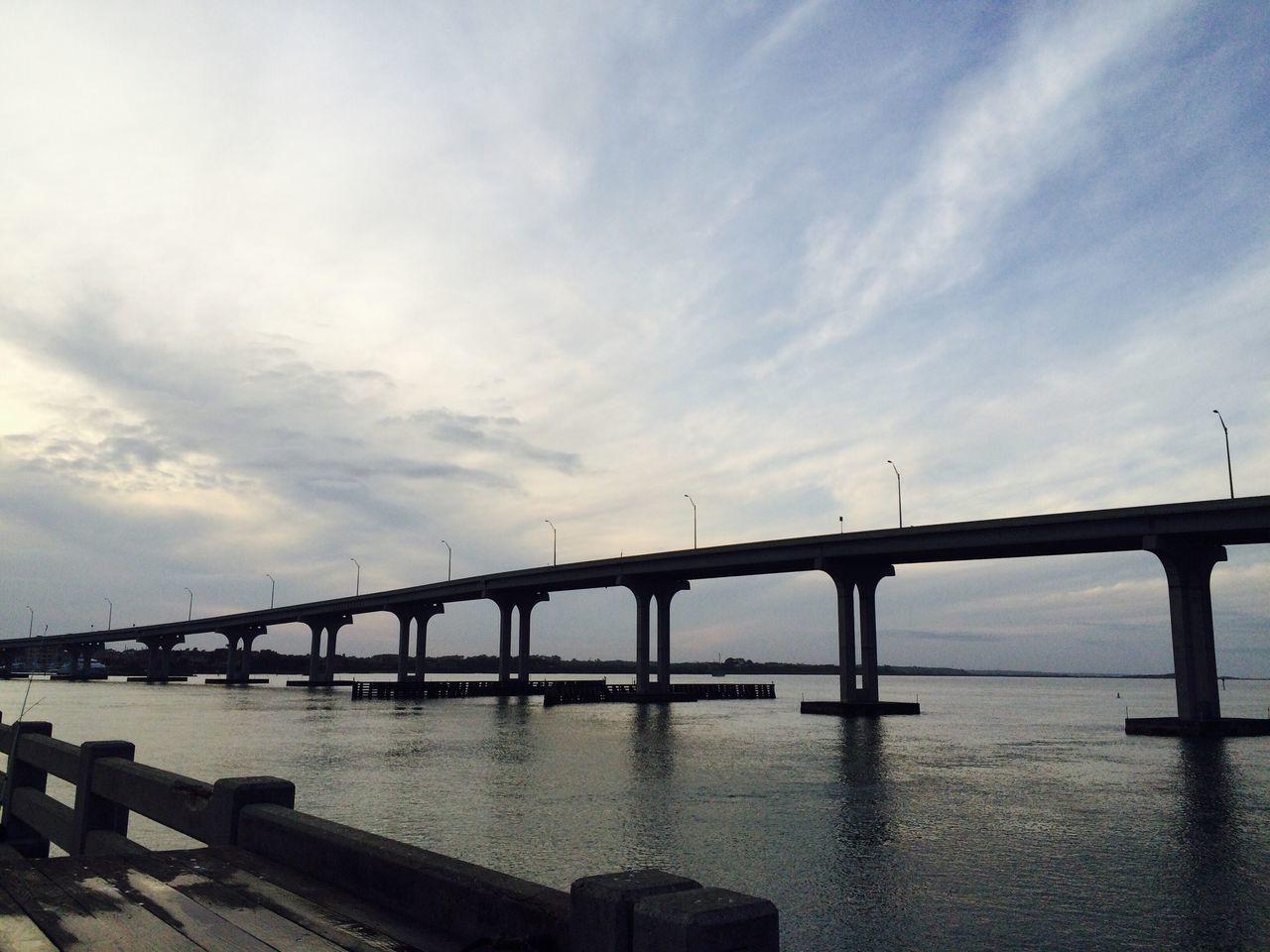 Color Palette Grey-blue Bridge