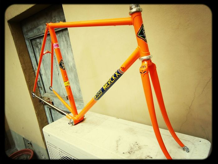 Eddy Merckx the cannibale! Hi!
