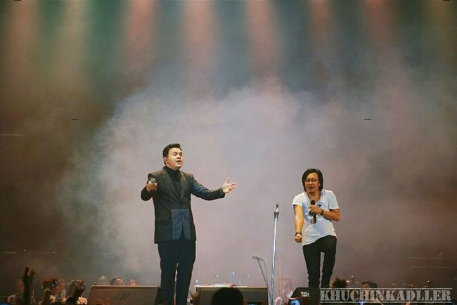 Dua Ruang Tulus Ari Lasso Music Concert Concert Photography Stagephotography Sony A7 Fix  Manual Focus