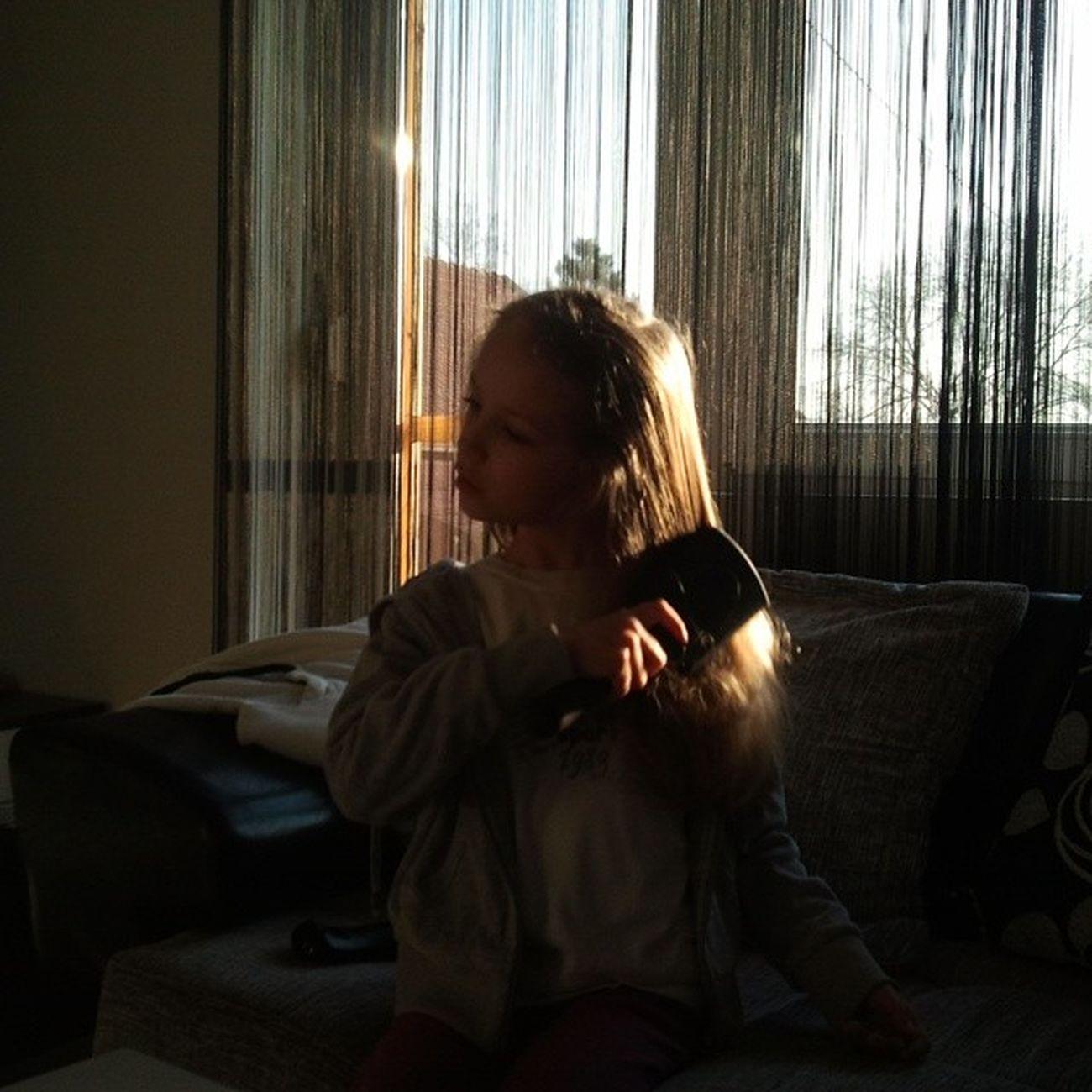 Onokad se spremamo za vrtic - neprocenjivo Morning Sunshine Mia ilovezr