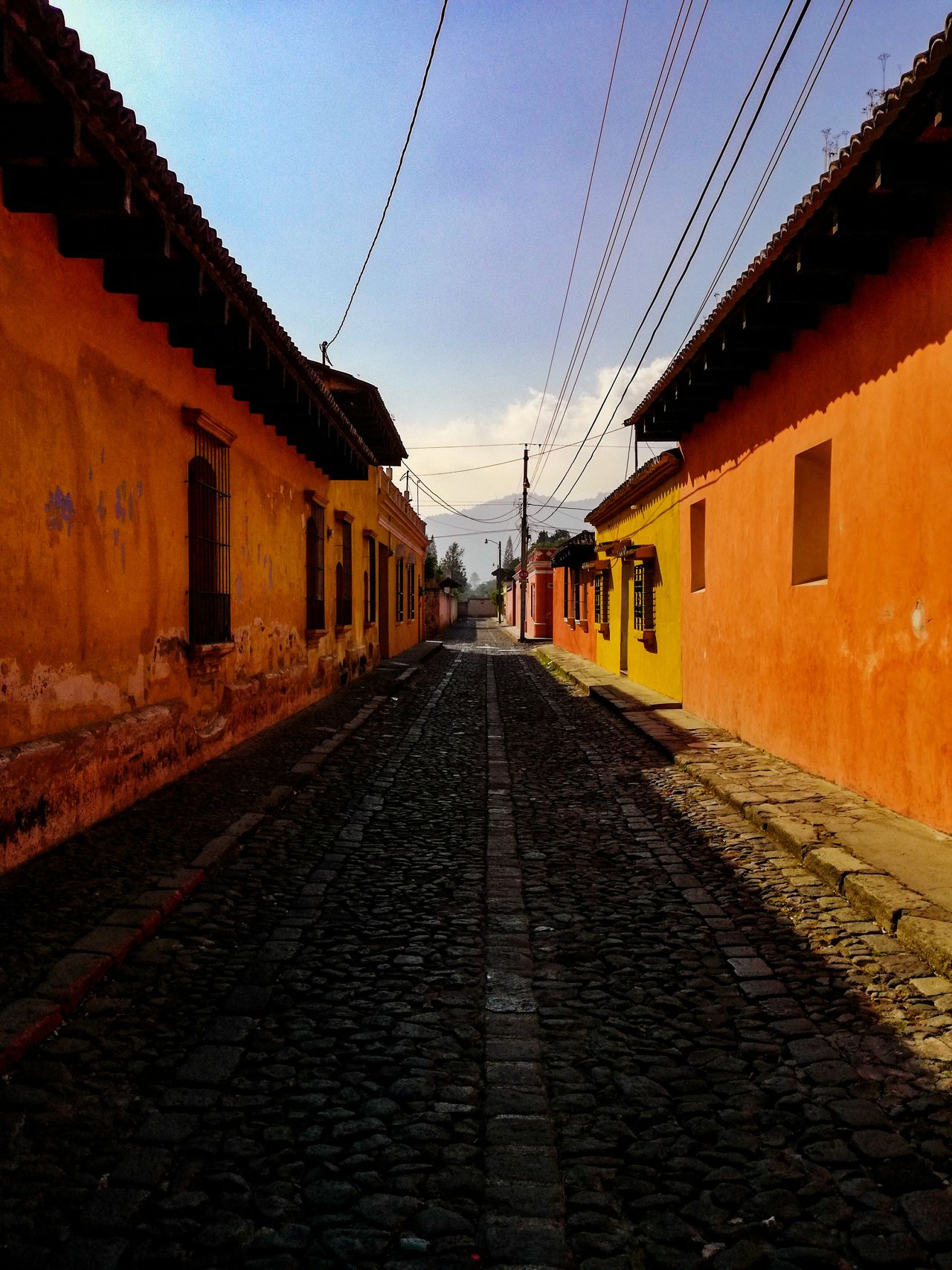 Guatemala Antigua, Guatemala Colonial Architecture Heritage Site Travel Outdoors Architecture Building Exterior No People Roadsidephotography The Secret Spaces Colonial Style TCPM The Street Photographer - 2017 EyeEm Awards The Architect - 2017 EyeEm Awards The Street Photographer - 2017 EyeEm Awards Place Of Heart