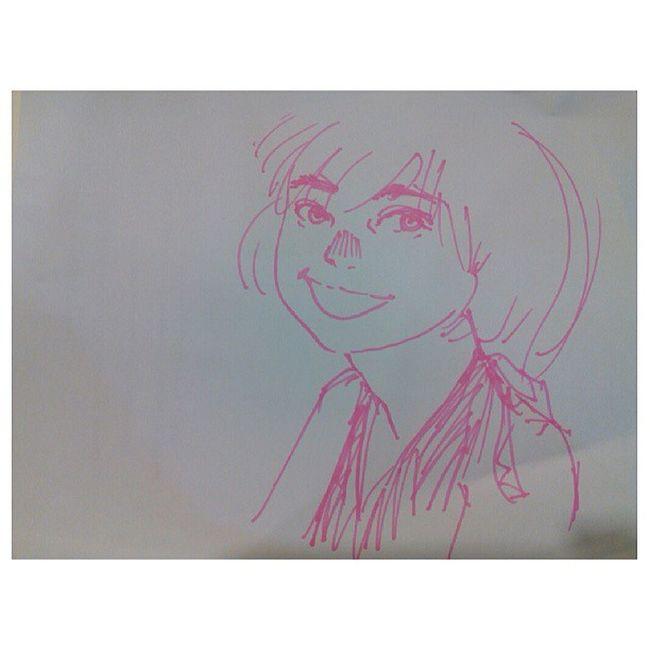 กระดาษจดงานที่ทำงานมีรูปทุกแผ่นอะ... Sketch Art, Drawing, Creativity Illustation Illus