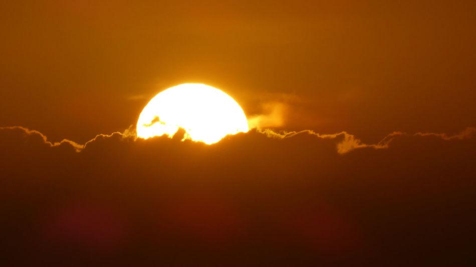 Atmosphere Atmospheric Mood Cloud Cloud - Sky Cloudscape Cloudy Dramatic Sky Glowing Light Majestic Moody Sky Mystery Orange Color Outdoors Robert Abbett Silhouette Sky Sun Sunbeam Sunset