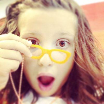 Look at this! #ilovemydaughter #voguedarobby #hairstylist #hairstyle #scandiano #igersreggioemilia #wow