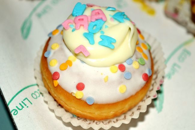 Hello World Happy Birthday! Sweet Tartlet Pasticcini Solocosebelle