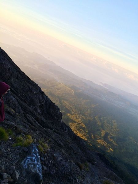Gunungagung Travel Destinations Mountain Beauty In Nature Cloud - Sky Outdoors Landscape Scenics Tall - High Bali Green Color Tourism Aerial View Travel Kid Explorebali Climbing A Mountain
