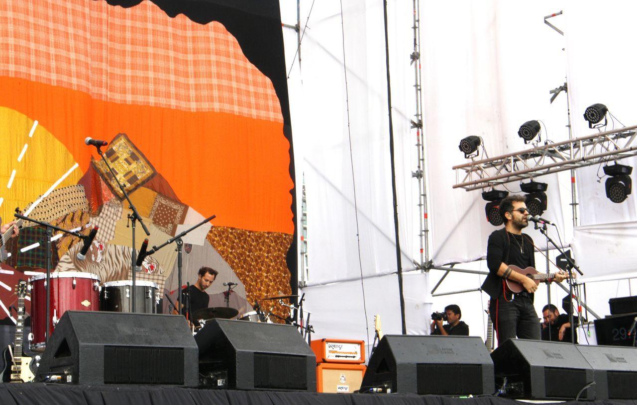 Chile Rec Rockenconce Fernandomilagros Festival Summer Concepción Music