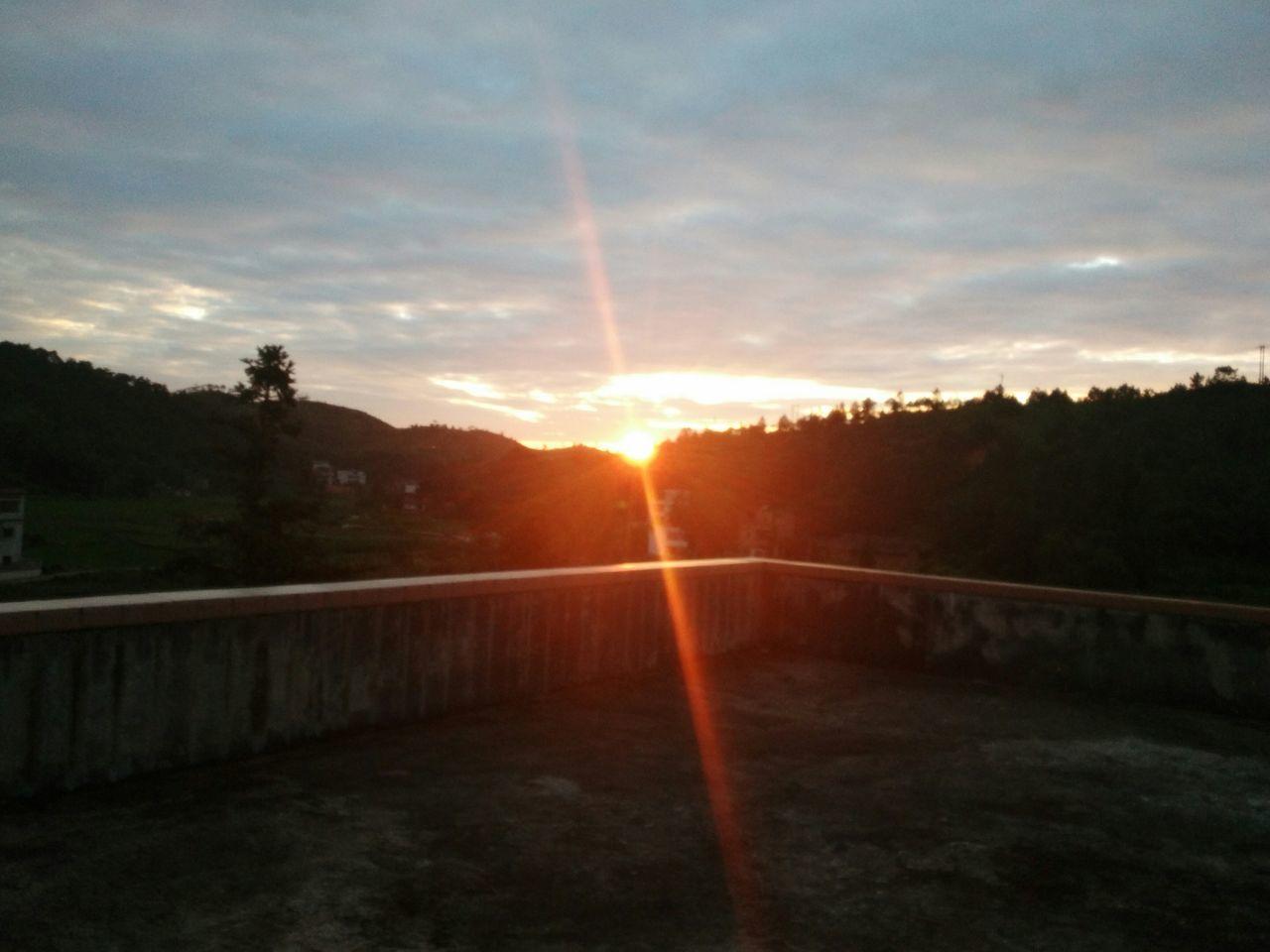 夕阳 First Eyeem Photo