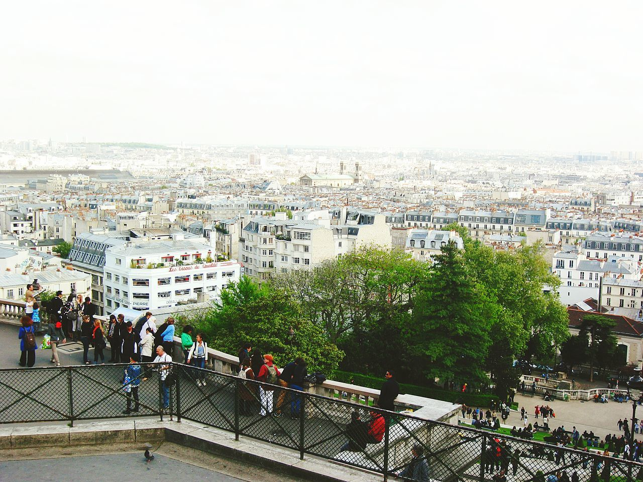 Large Group Of People Outdoors Tree Cityscape Adults Only Day People Sky France Photos Street Travel Destinations Parisweloveyou Skyscraper Parispics Stretphotography Paris, France  Panoramic Landscape Pariskyline Francetourism Buildings Architecture Cityscape Building Exterior Monuments Architecture Aerial View
