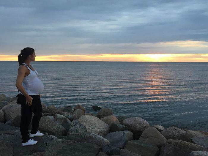 Öland Pregnant