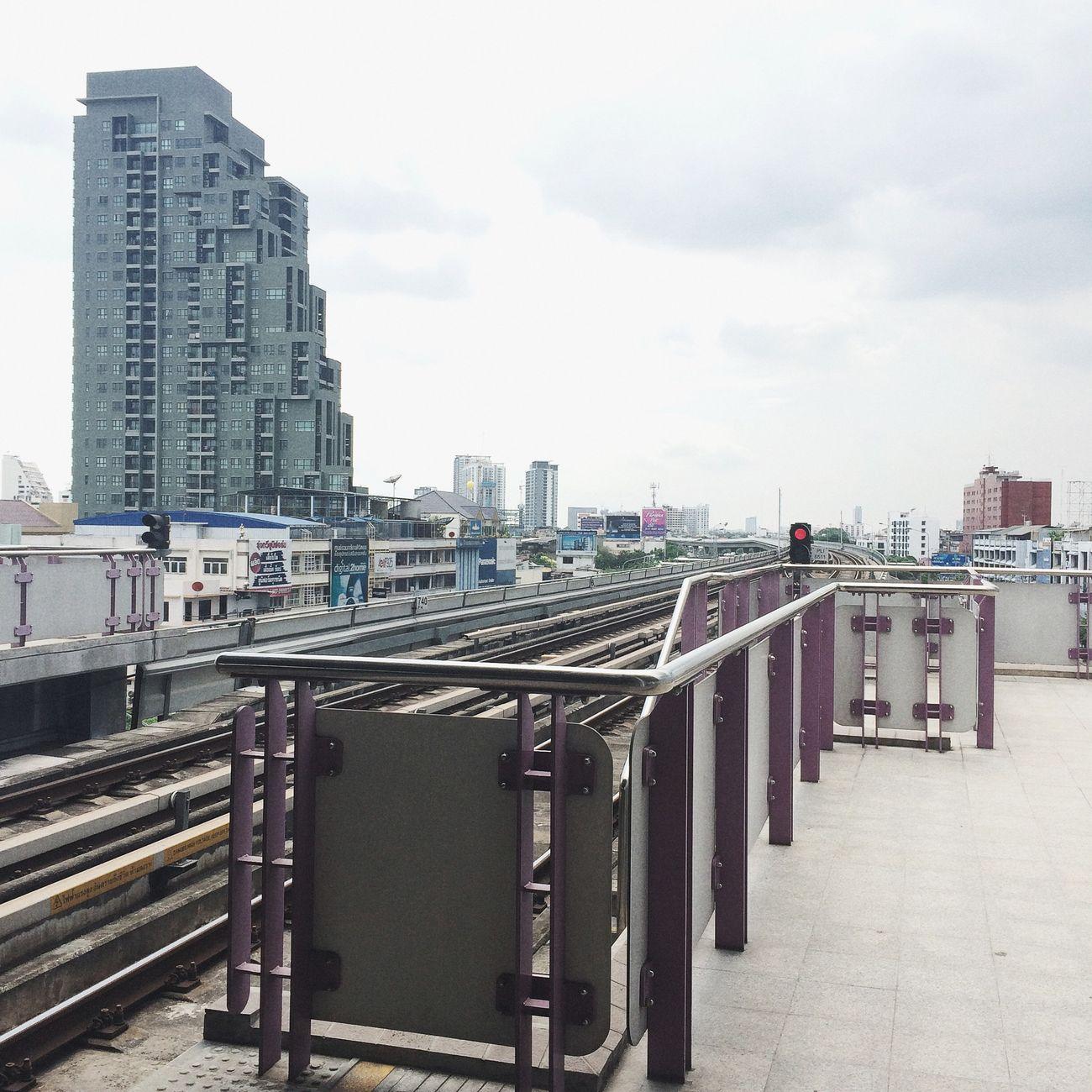 Traveling BTS Bangkok