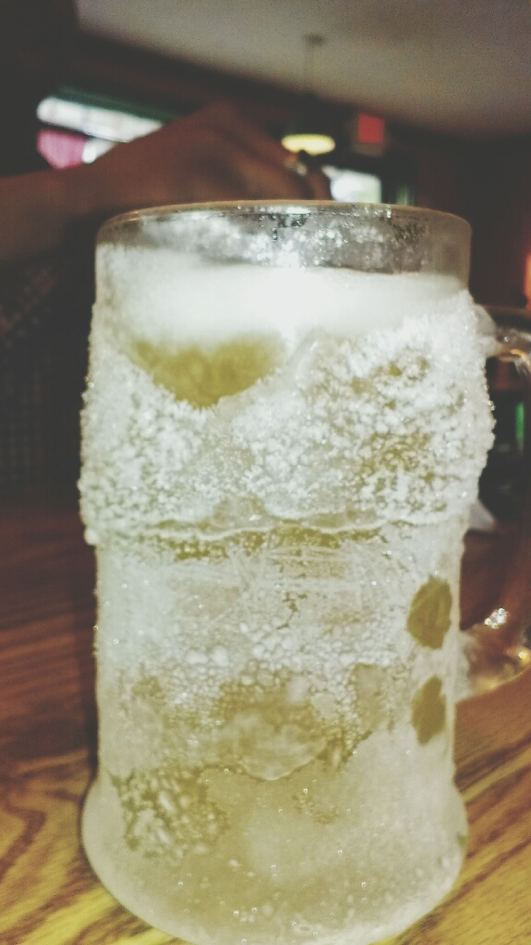 food and drink, freshness, indoors, drink, refreshment, cold temperature, close-up, drinking glass, food, still life, table, ice, ready-to-eat, indulgence, sweet food, focus on foreground, healthy eating, dessert, slice, no people