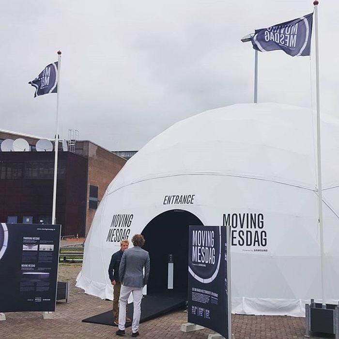 Movingmesdag Sail2015 Panoramamesdag Ndsm ndsmwerf