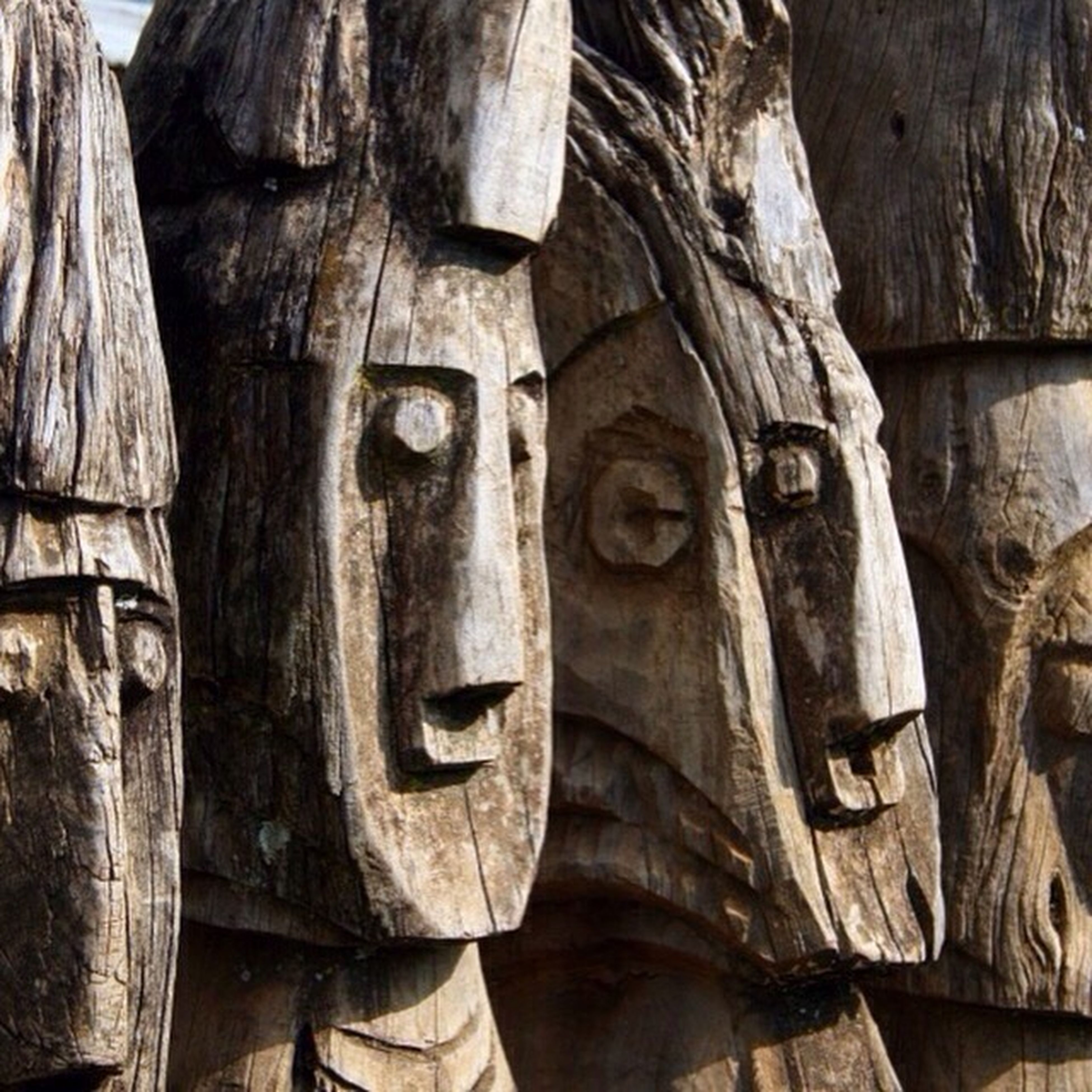 art and craft, art, creativity, human representation, sculpture, statue, close-up, wood - material, old, carving - craft product, wooden, history, religion, weathered, no people, ancient, wood, spirituality, the past