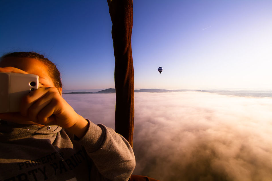 Beautiful stock photos of balloon, Cell Phone, Cloud, Cloudscape, Dawn