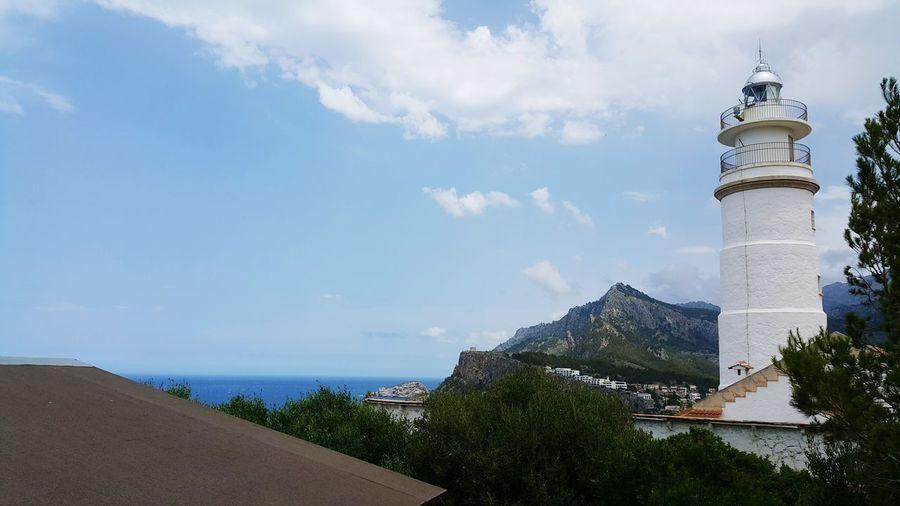 Mallorca❤️ Soller, Mallorca Port De Sóller Faro Capgros