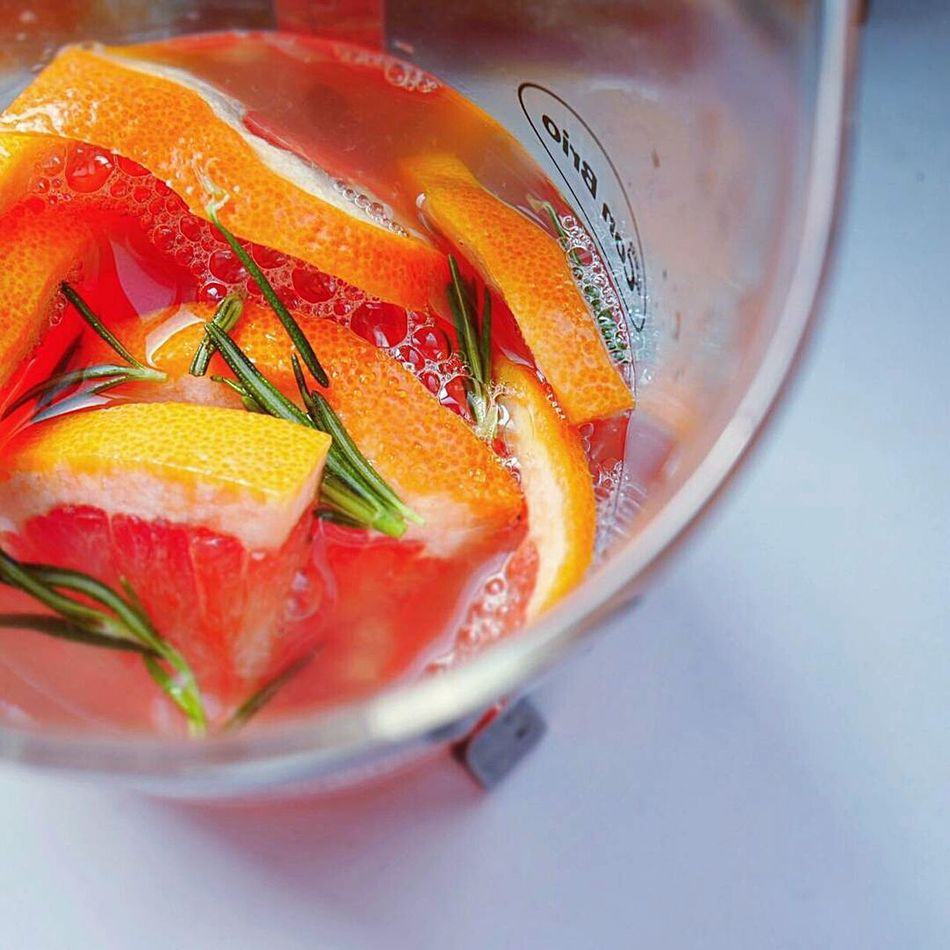 Food And Drink Indoors  Food Healthy Eating Freshness No People Close-up Ready-to-eat Day Grapefruit Rosemary Rosemary Herb