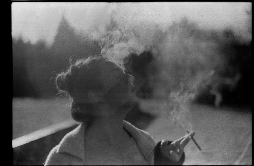 This film was accidentally exposed to light but I quite like the way it's come out on the scanner! 50mm 1.4 B+W Blackandwhite EyeEm Best Shots Film Film Is Not Dead Girl Nikkormat FS (1965) Portrait Portrait Of A Woman Showcase March Silhouette Smoke Tadaa Community Taking Photos