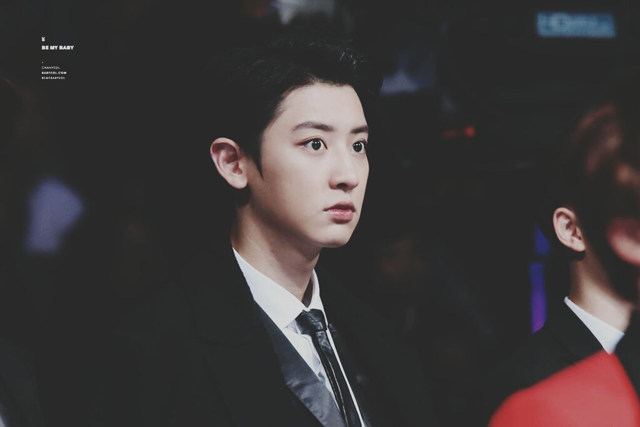 PARK CHANYEOL EXO Chanyeol Park Chanyeol Exok Kpop First Eyeem Photo