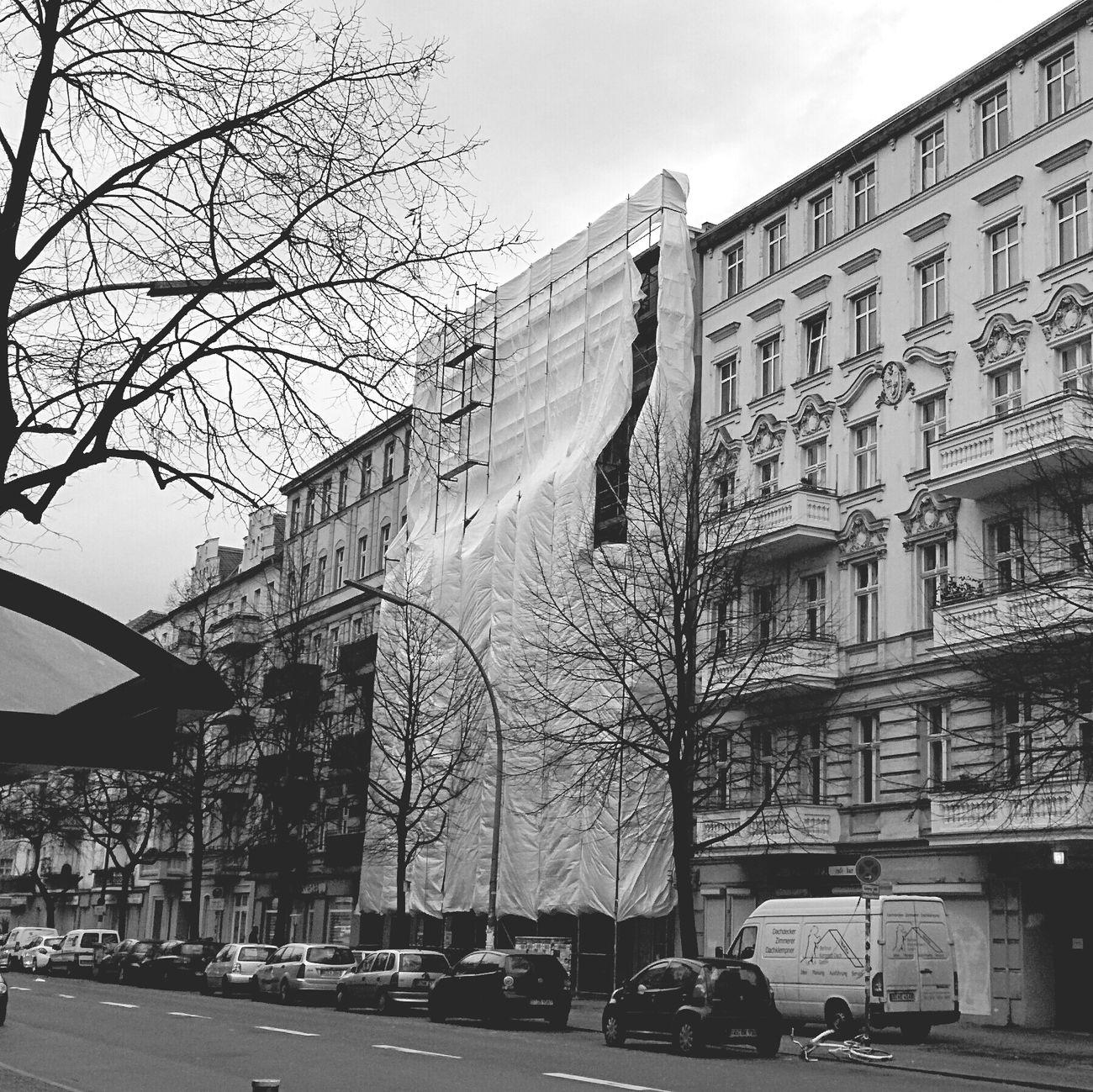 Don Filter My Fuckin Berlin Blackandwhite Building