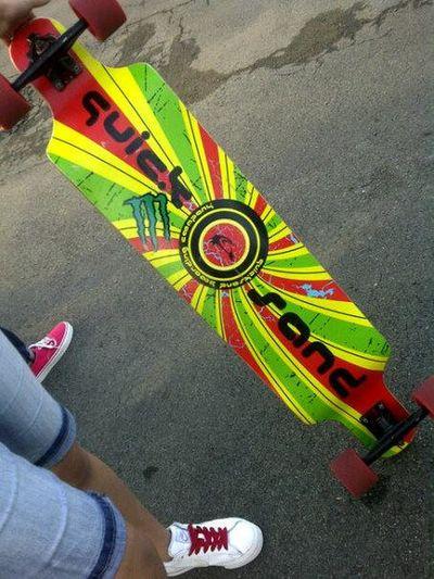 My skateboard i love it