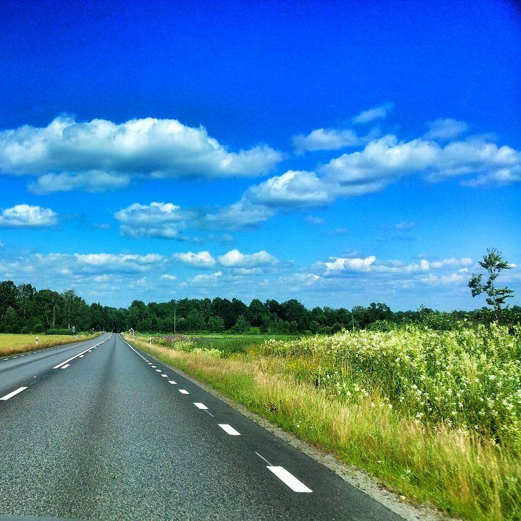 Nature EyeEm Best Shots Landscape Summer Vanishing Point