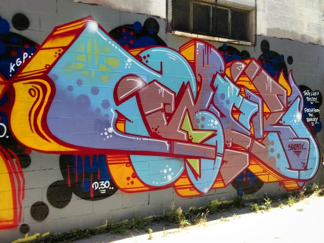 Taking Photos Denvergraffiti Graffhunter Eyem Streetart/graffiti Graffiti Check This Out Photography Swek Sws