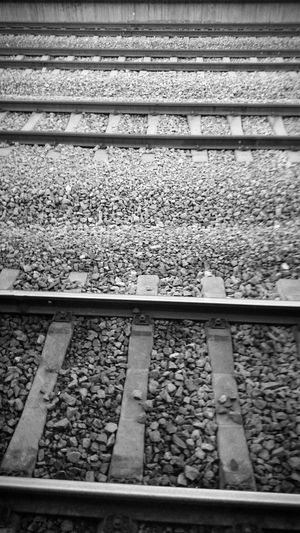 Railway Station Black And White