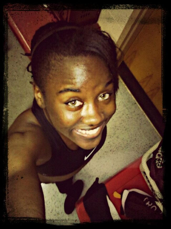 After Basketball Practice