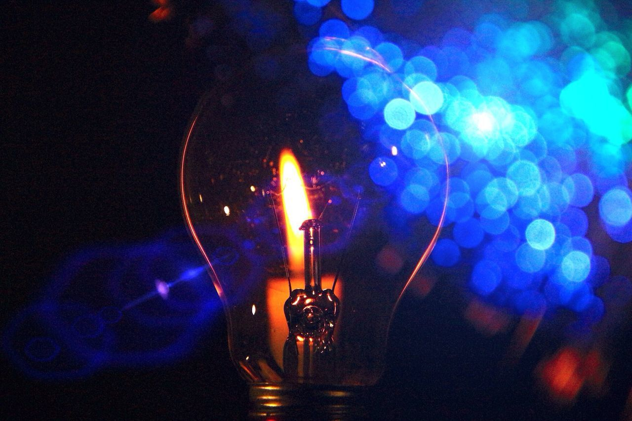 Bulb The Explorer - 2014 EyeEm Awards Light Popular Photos By Candlelight