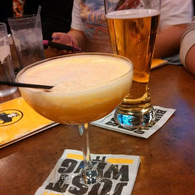 Oh yeah this is how I like to start my weekends Bdubs Margarita Talldrafts