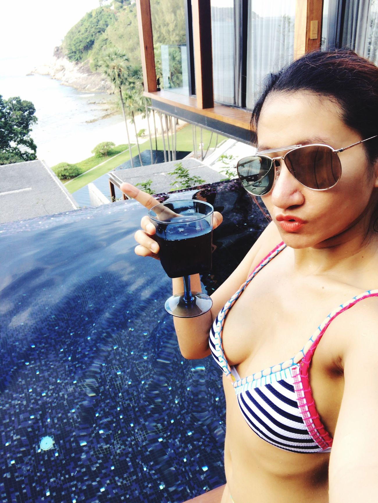 Girl Lifestyles Model Selfportrait That's Me Popular Photos Thaigirl Selfie ✌ Asiangirl Holiday Trip Trip Swimming Today's Hot Look Sexygirl Fashion&love&beauty Enjoying Life