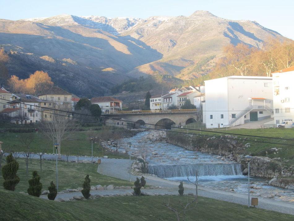 #landscape #photography #river #snow Architecture Built Structure Mountain Mountain Range Nature Water