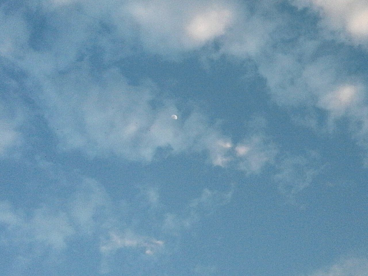 sky, cloud - sky, nature, low angle view, beauty in nature, sky only, backgrounds, scenics, no people, tranquility, full frame, blue, tranquil scene, outdoors, day