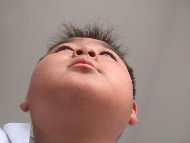 ASIA Child China Chinese Headshot Lifestyles Obesity Portrait